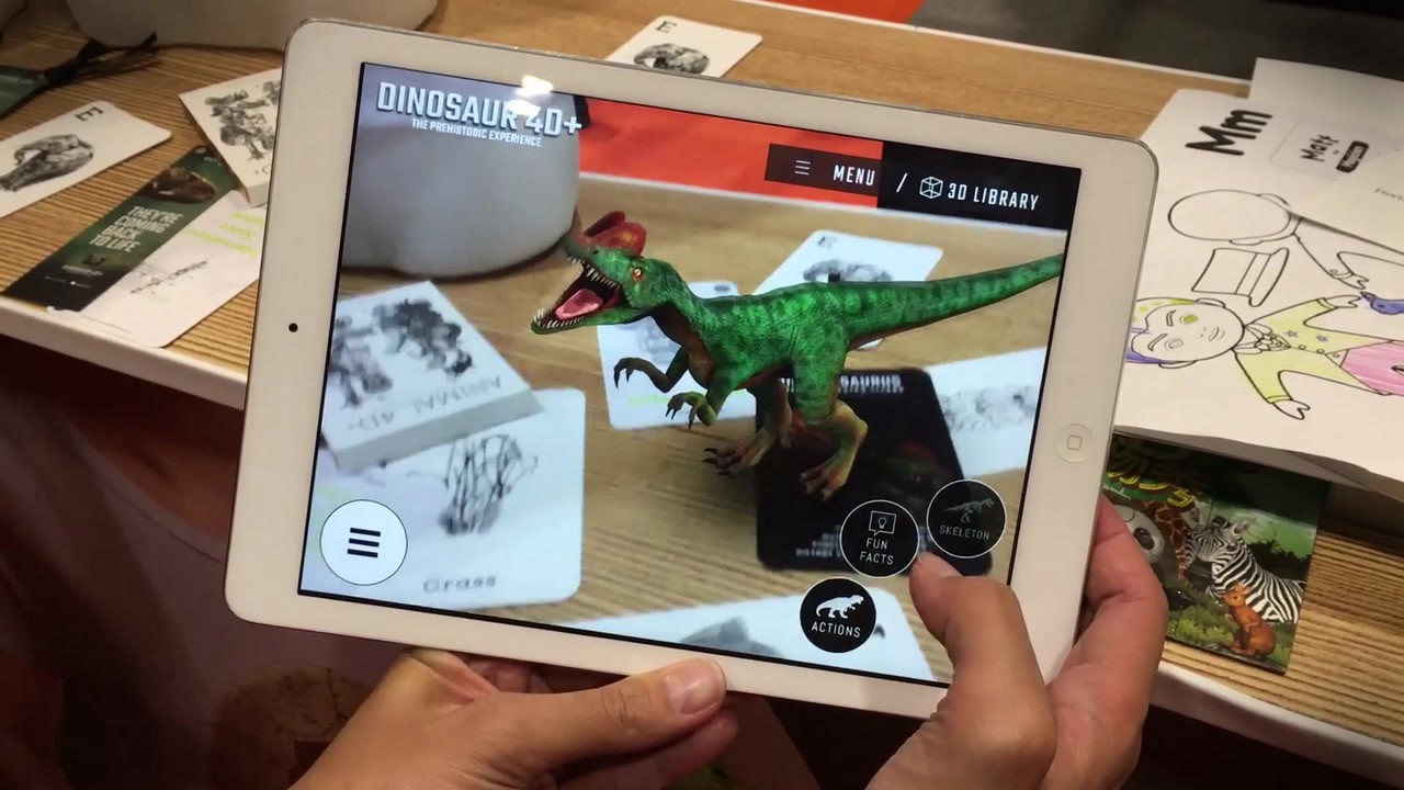 Areeka-: Best Augmented Reality Apps for Android 2021