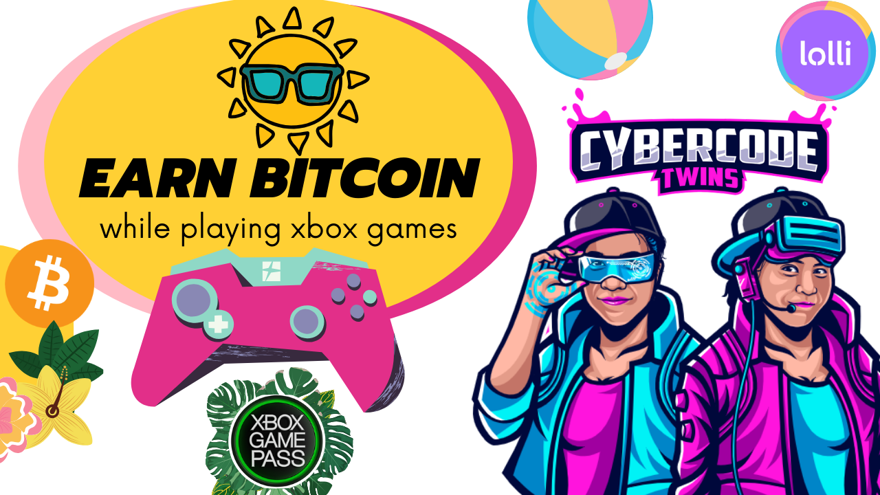 How to earn bitcoins while playing games
