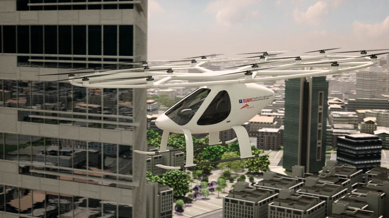 Our Amazing Aerial Future — How, When, and Why Air Taxis and