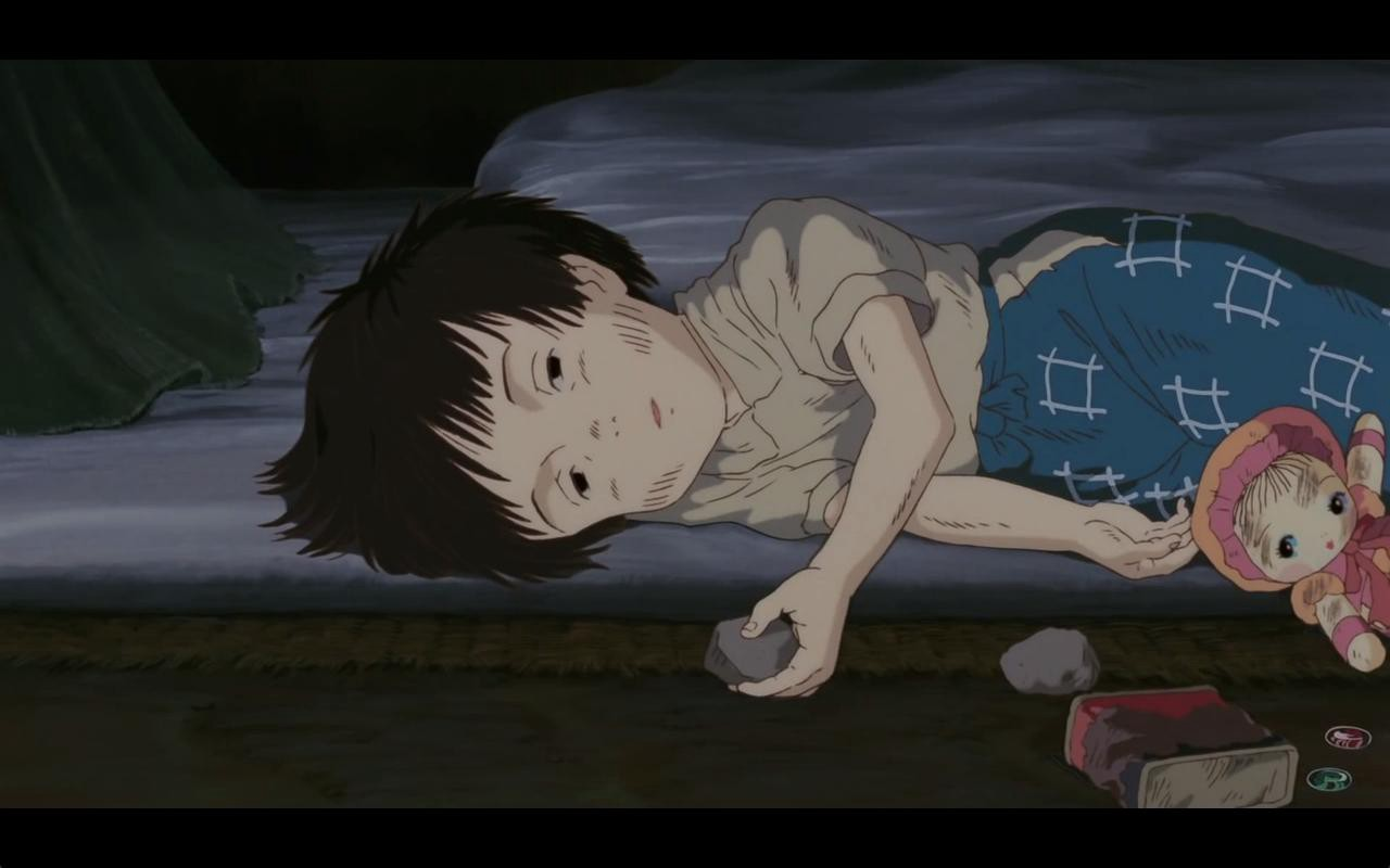 Grave Of The Fireflies Why Watching It Is So Suffering