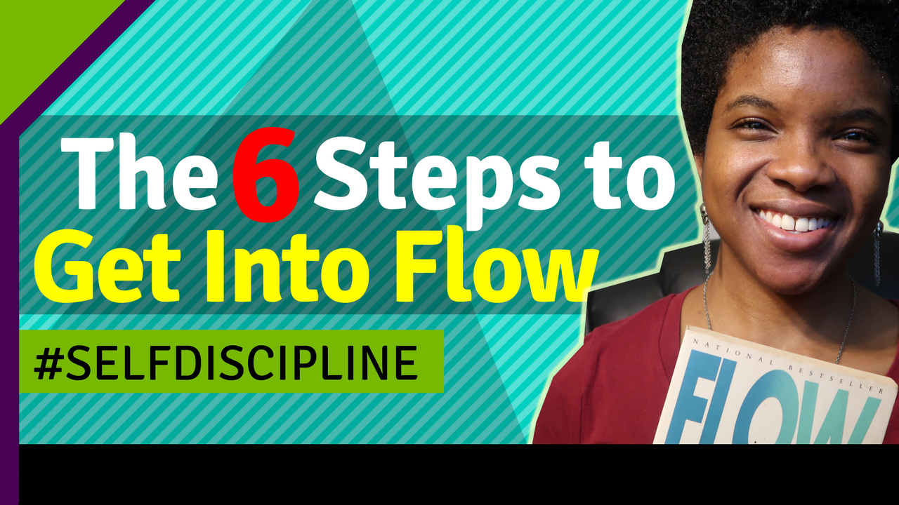 Get Into The Flow 6 steps to tap into a flow state - alexa ray - medium