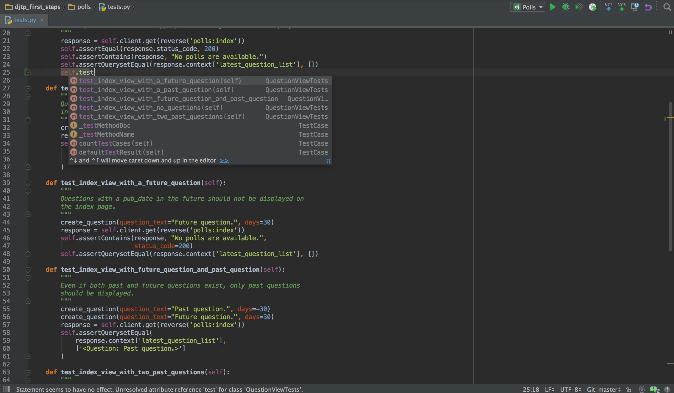 PyCharm in Action