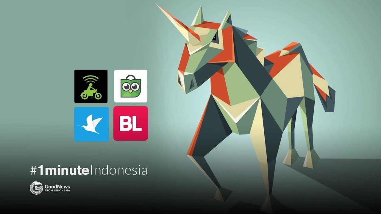 unicorn indonesia