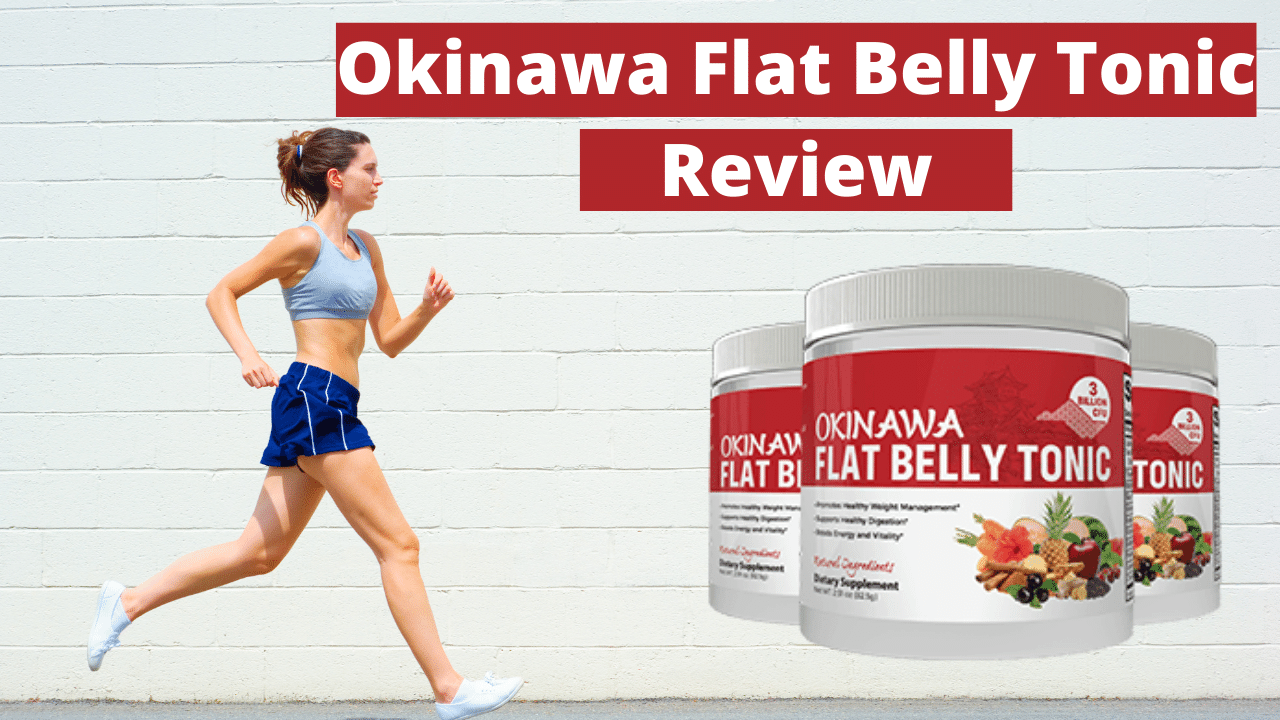 World's #1 Genuine Okinawa Flat Belly Tonic Review | by trend maza | Medium