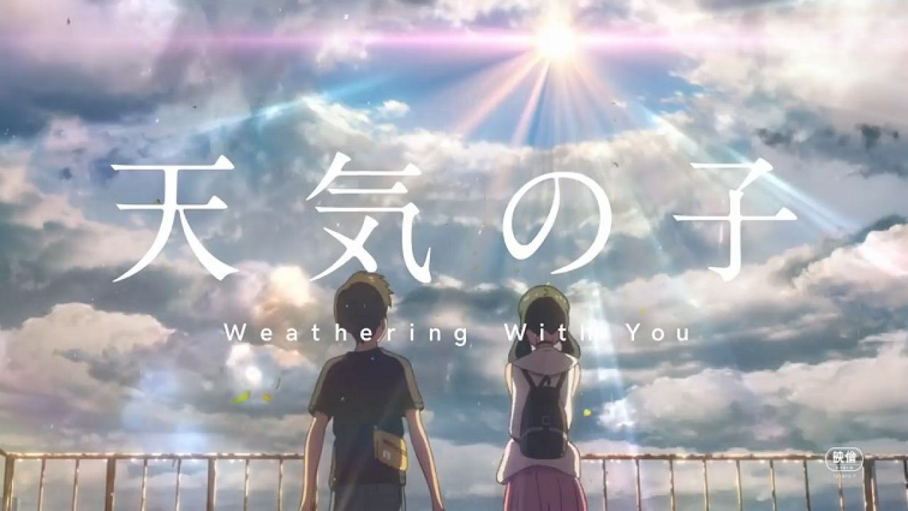 Watch! [Weathering with You] Online (2019) — Full Eng-Sub