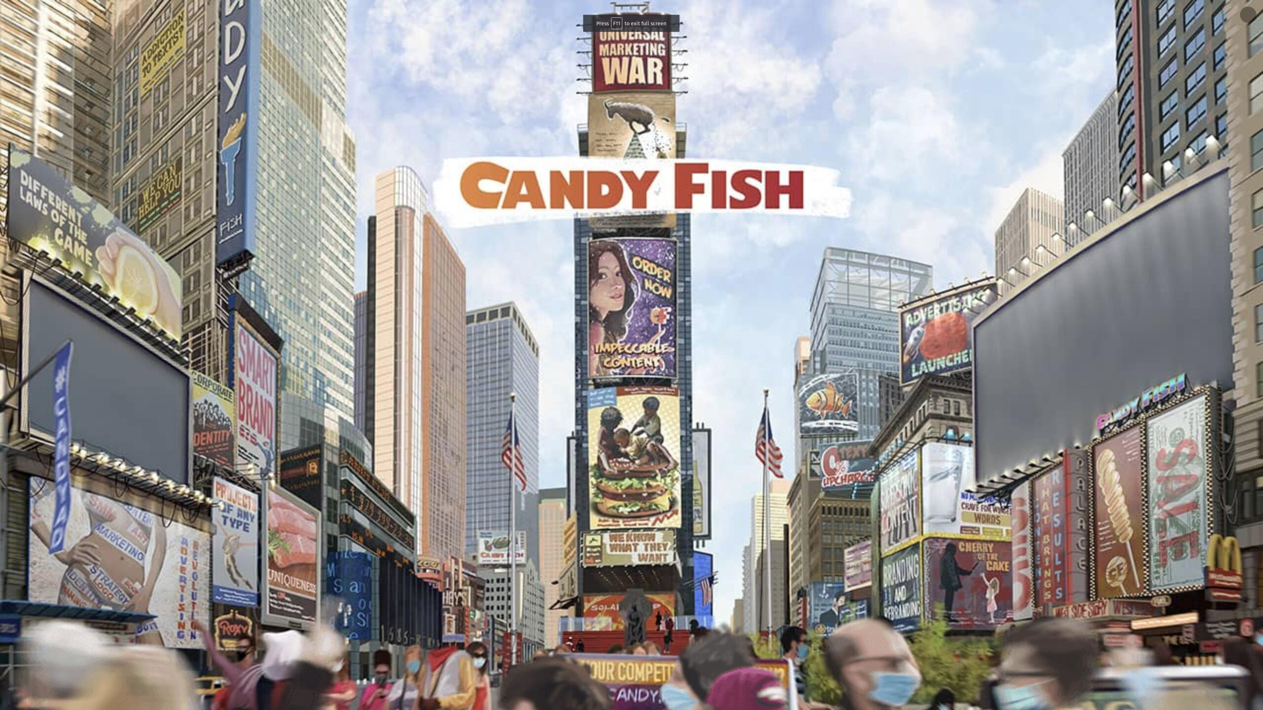 Candy Fish