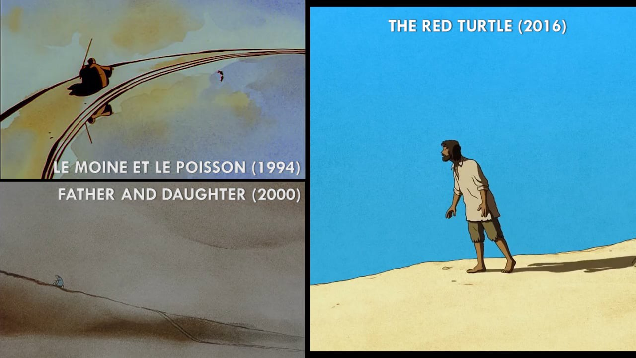 The Red Turtle A Review And Appreciation By Peter Samuel Medium