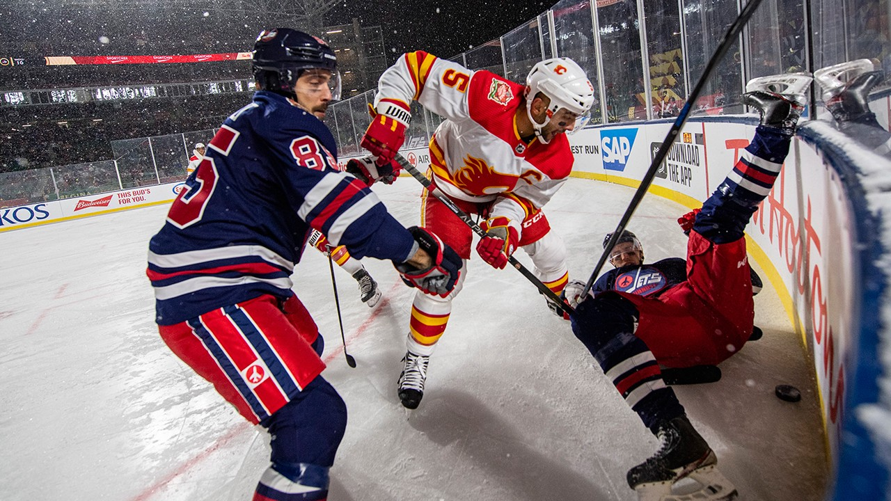 2020 Nhl Playoff Preview Calgary Flames Vs Winnipeg Jets By Zackary Weiner Top Level Sports Medium