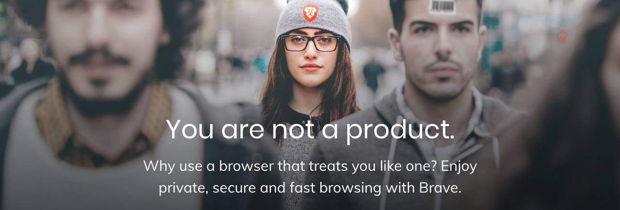 Why I am finally switching from chrome to Brave - Gokul N K