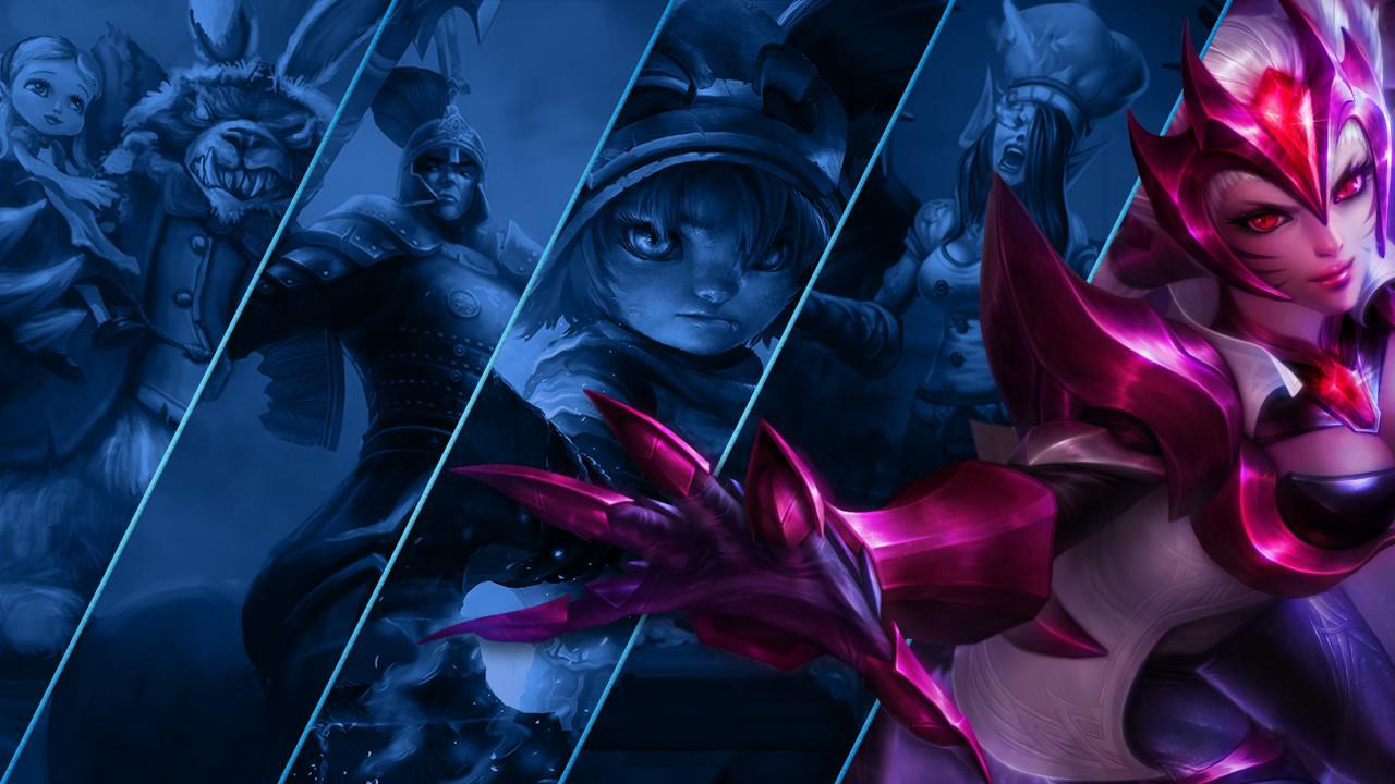League Of Legends Store Redesign In Game Stores Lie In A Pretty Unique By Jina Medium
