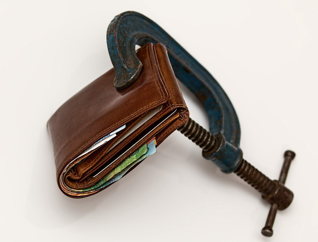 Wallet with grip. Philanthropy; trust-based philanthropy; corporate giving; foundations