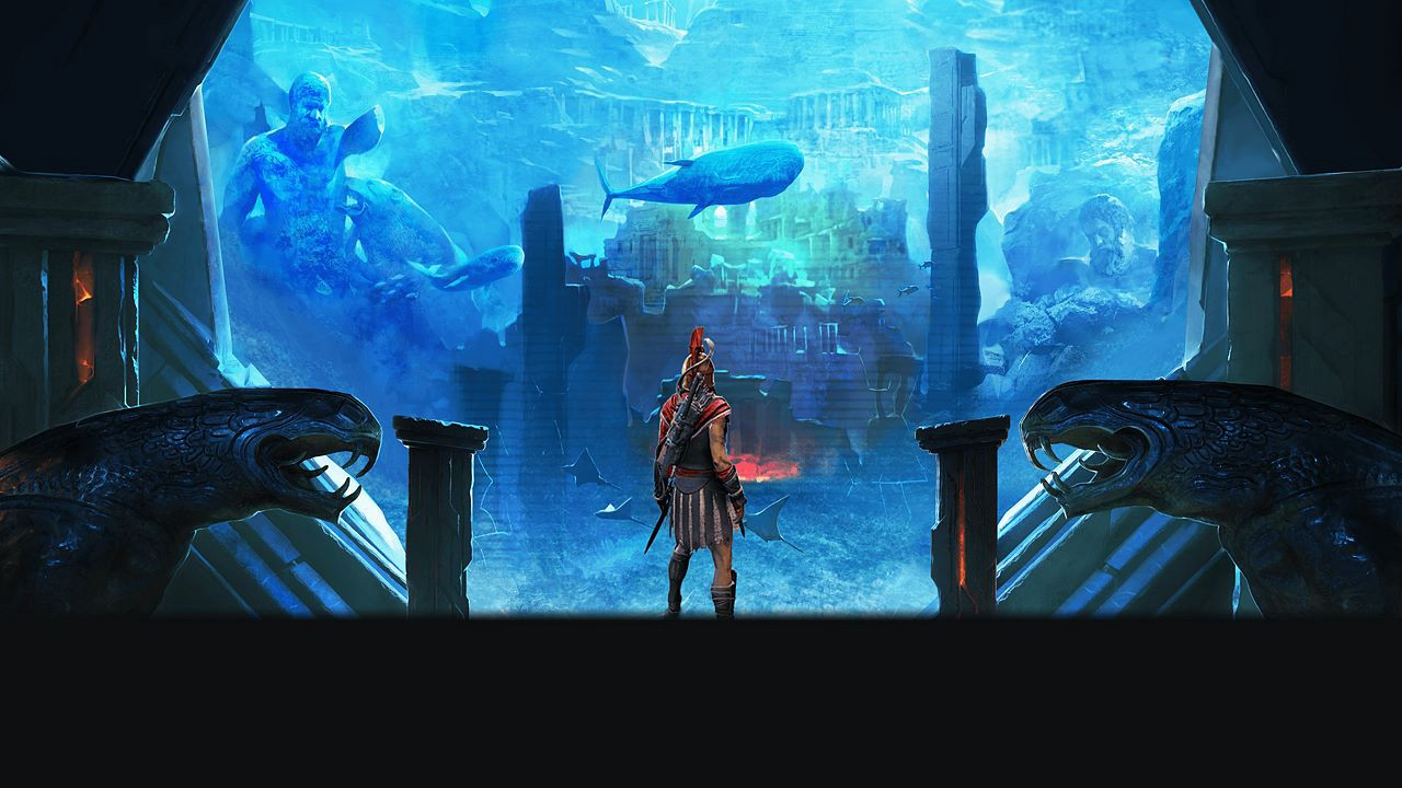 Where S Atlantis In Ac Odyssey Dlc By Craig Shields Medium