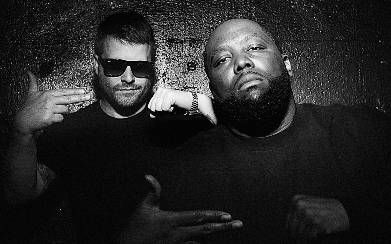 Dj Shadow And Run The Jewels Unveil New Track Titled Nobody Speak