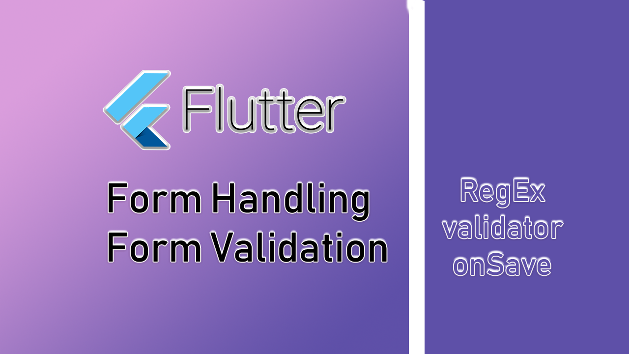 Form Validation in Flutter - Nitish Kumar Singh - Medium