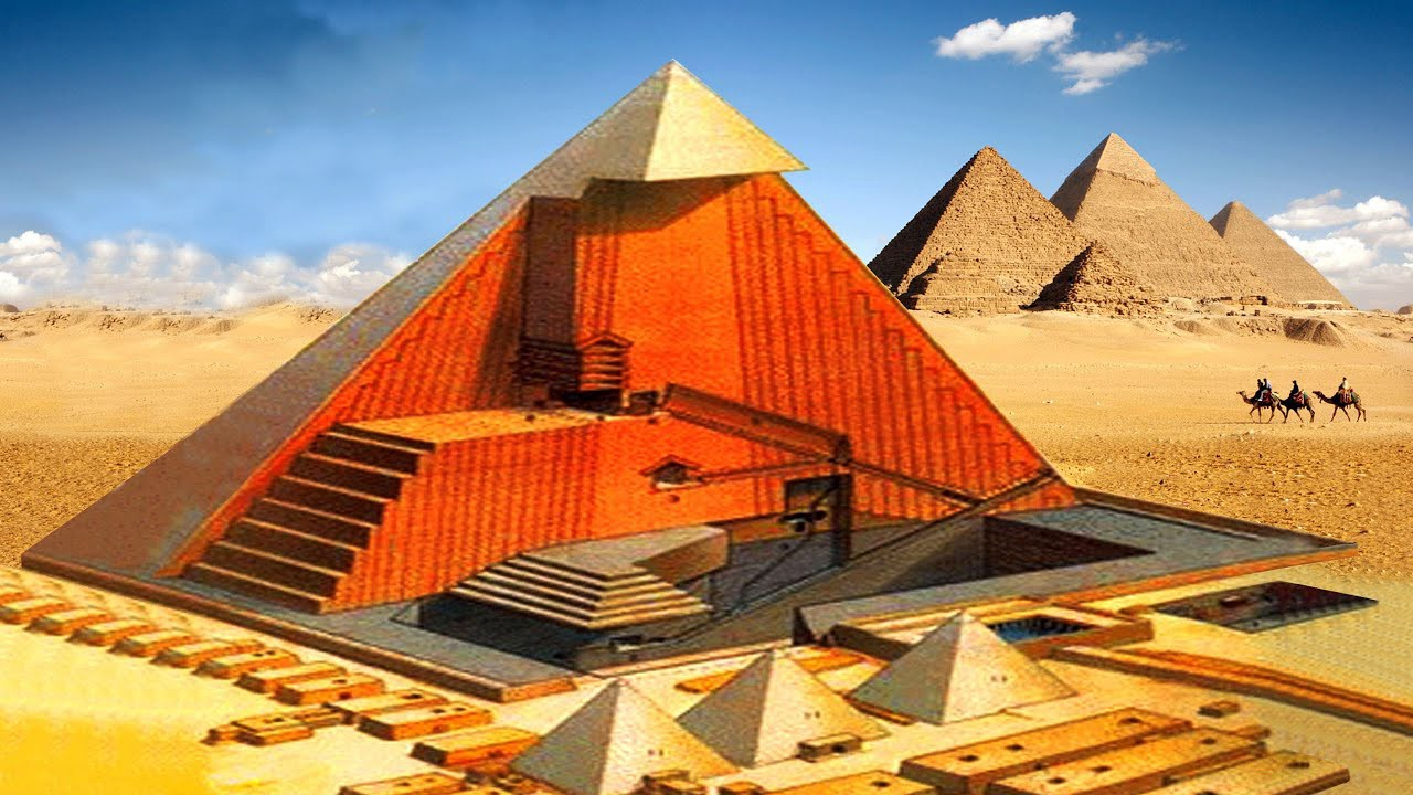 Great Pyramid of Giza: mystical experience that changed life