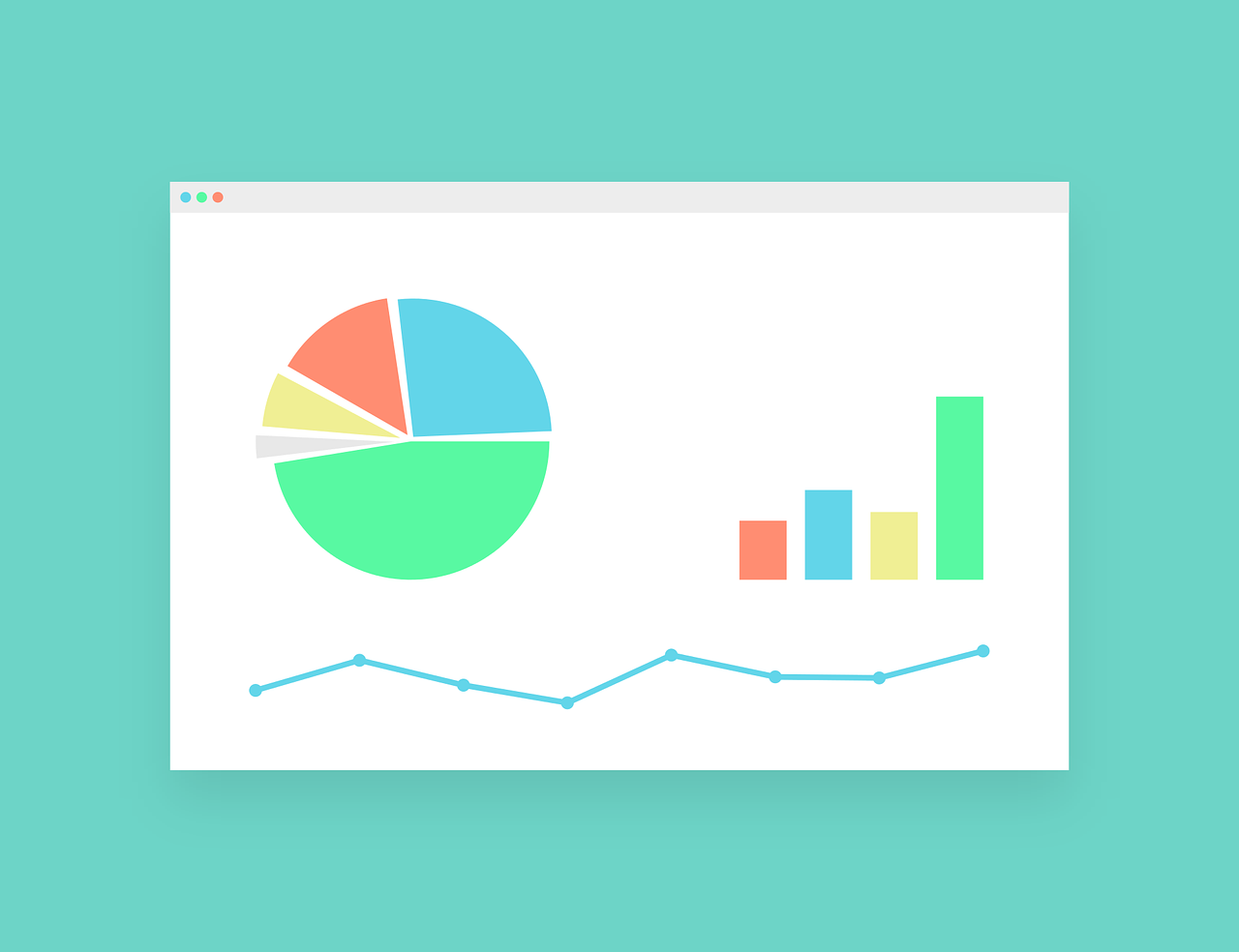 Interactive Charts with Javascript using Chart.JS