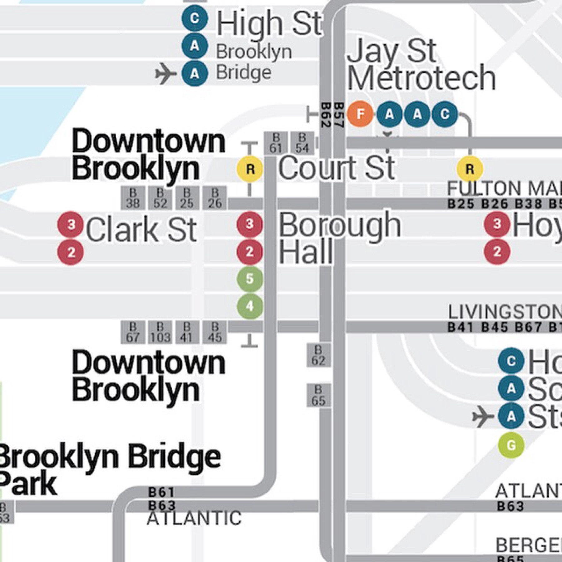 Basic Nyc Subway Map App.Mapping Nyc Transit All Of It Anthony Denaro Medium