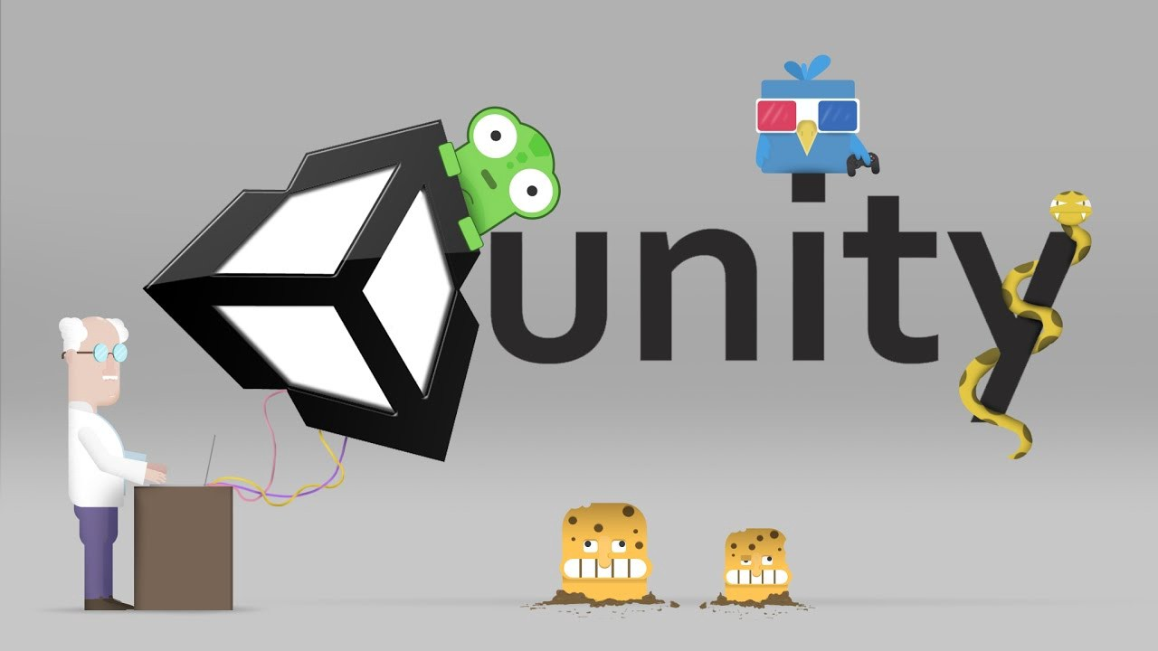 Unity To Discontinue Support For MonoDevelop In Unity 2018 1
