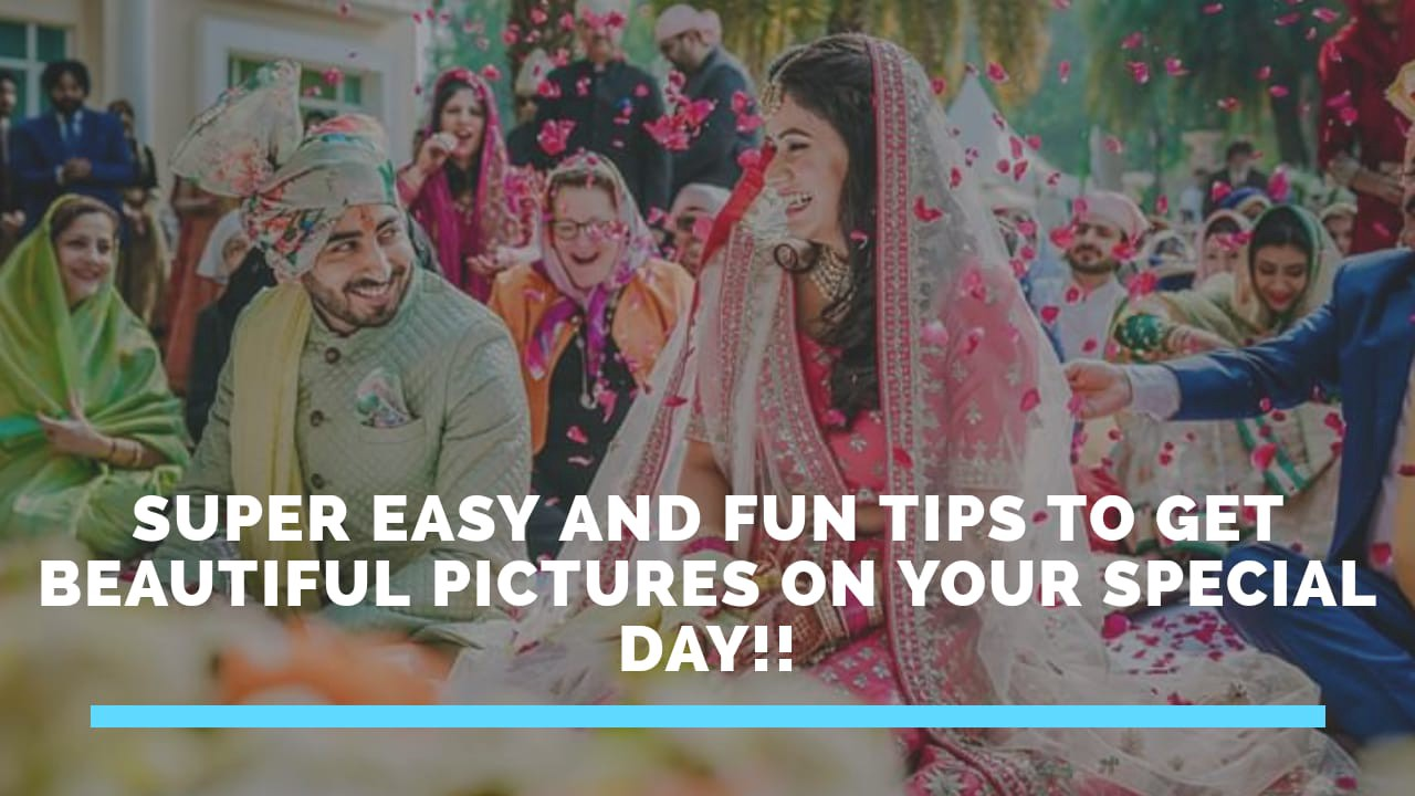 Unique Wedding Photography Poses For Brides And Groom By Eventila India Medium
