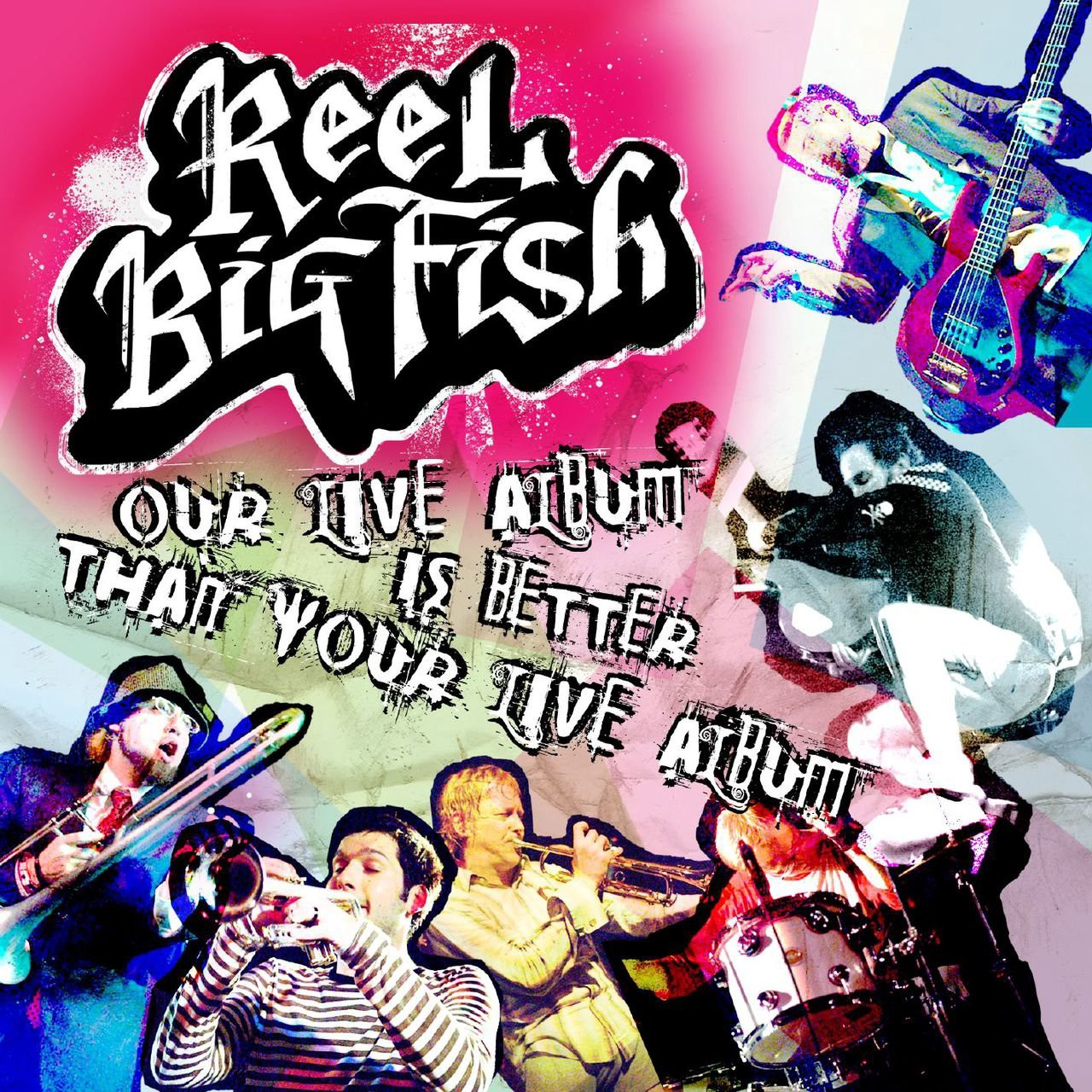 Reel Big Fish's Live Album Is So Much Better Than Yours