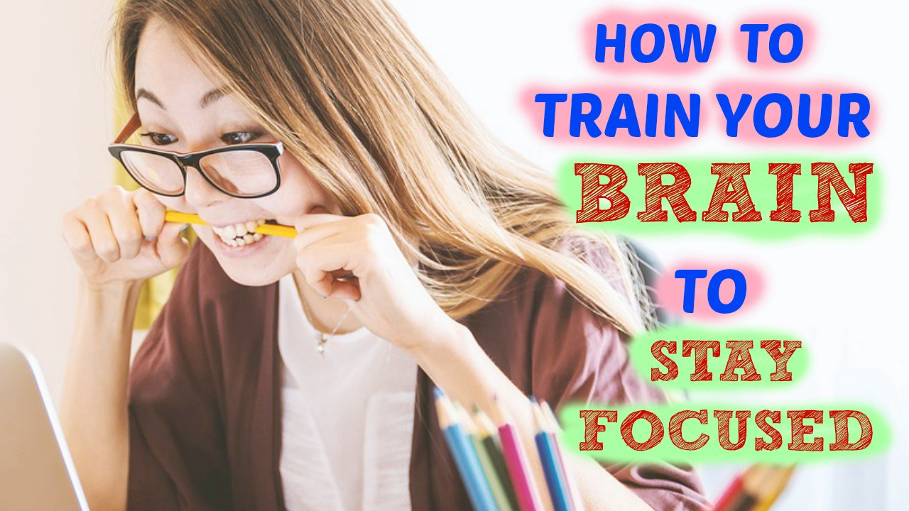 How to Train Your Brain to Stay Focused on Important Things