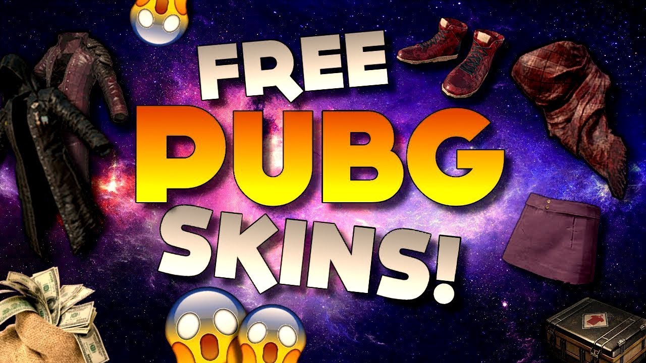 FREE PUBG SKINS — GET IT IN WWW GAINKIT COM - Levy kanot