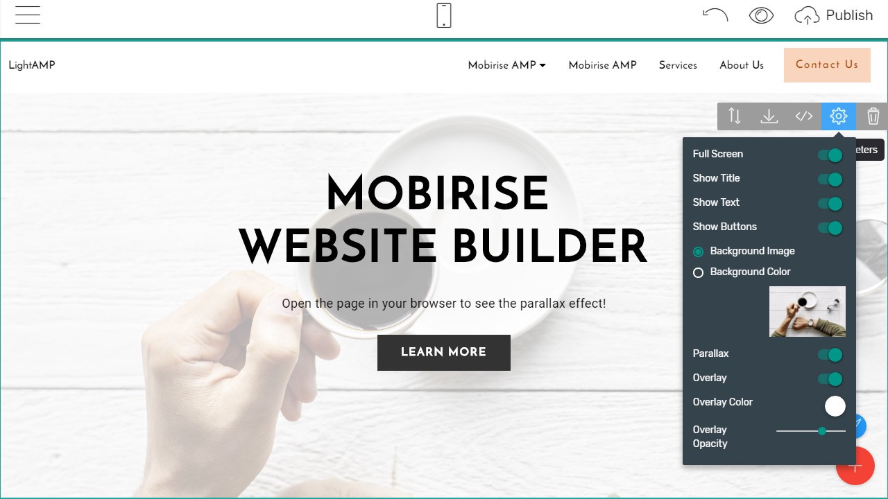Top 5 Easiest Website Builder Apps For Your Project In 2019 By Mobirise Mobirise Medium
