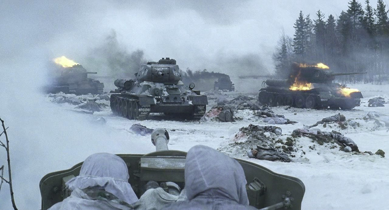 Stalingrad (1993) Analysis: Snow and Blood - Sculpting In