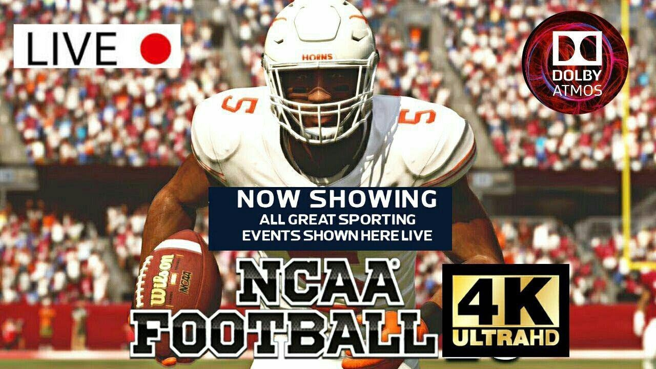 watch college football live stream online free