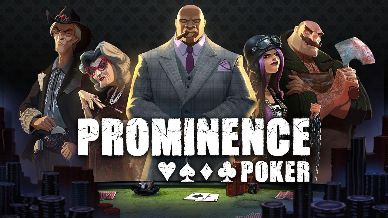A Review of Prominence Poker (PS4) - Bradley Ford - Medium