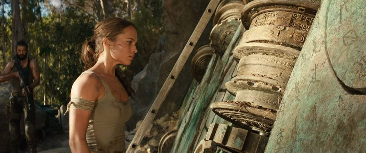 The Movie Lover S Review Tomb Raider 2018 By Rick Williamson