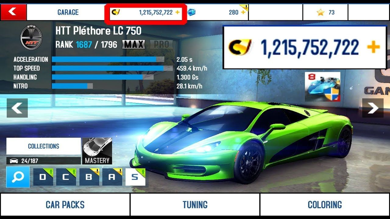 asphalt 8 airborne hack tool for android