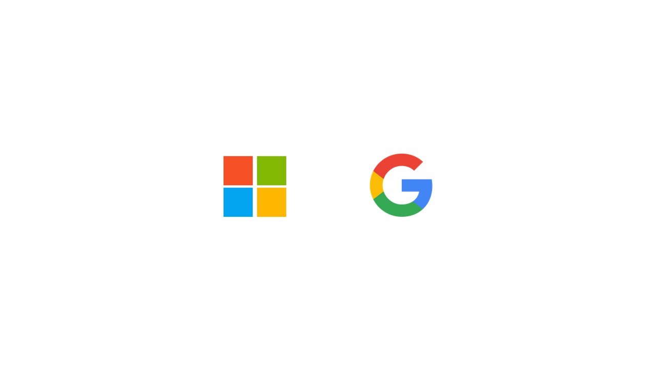 Migrating to Microsoft Ecosystem from Google Ecosystem