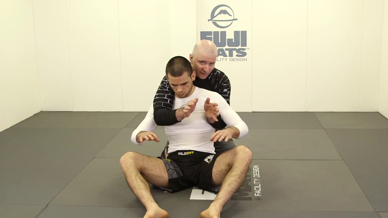 Review: John Danaher's Back Attack System - Submission