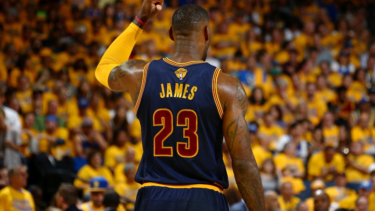 pretty nice 130fb 67cc6 What Are the Best and Worst Finals Games of LeBron's Career?