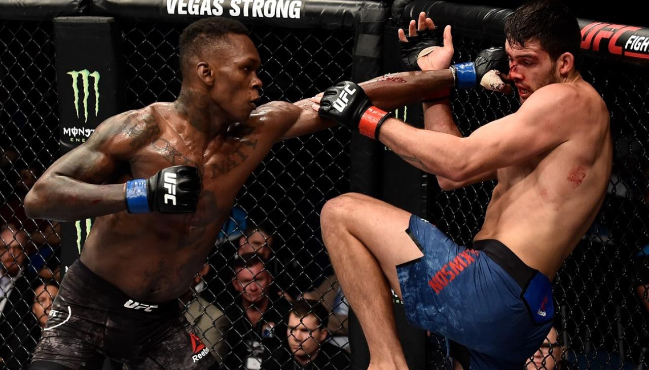 Israel Adesanya The Future Of The Ufc Middleweight Division