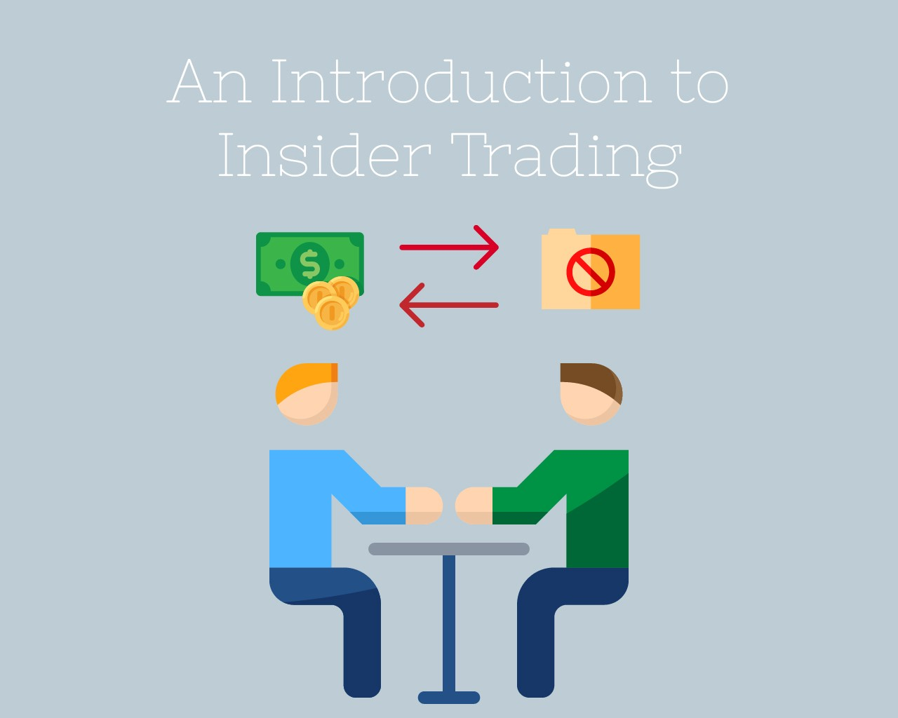 An Introduction to Insider Trading - Rebel Invest - Medium