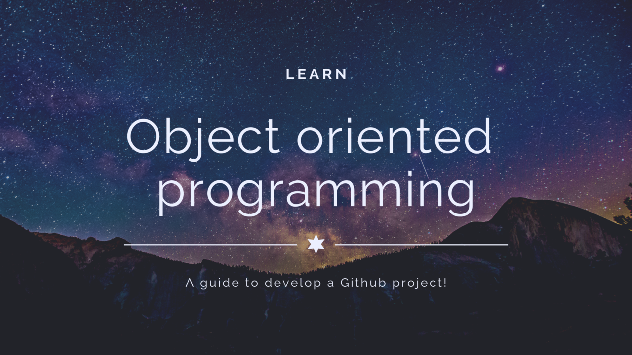 Object Oriented Programming project in python for your