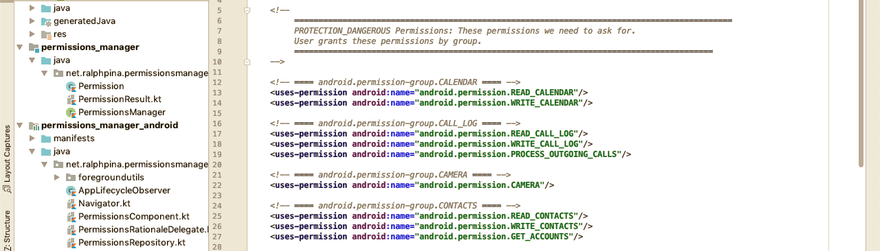 Re-introducing Android Permissions Manager - Ralph Pina - Medium