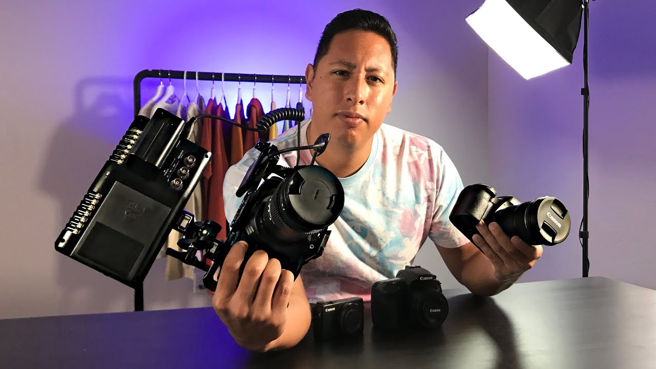 What's the Best Camera For Your Brand and YouTube Channel?