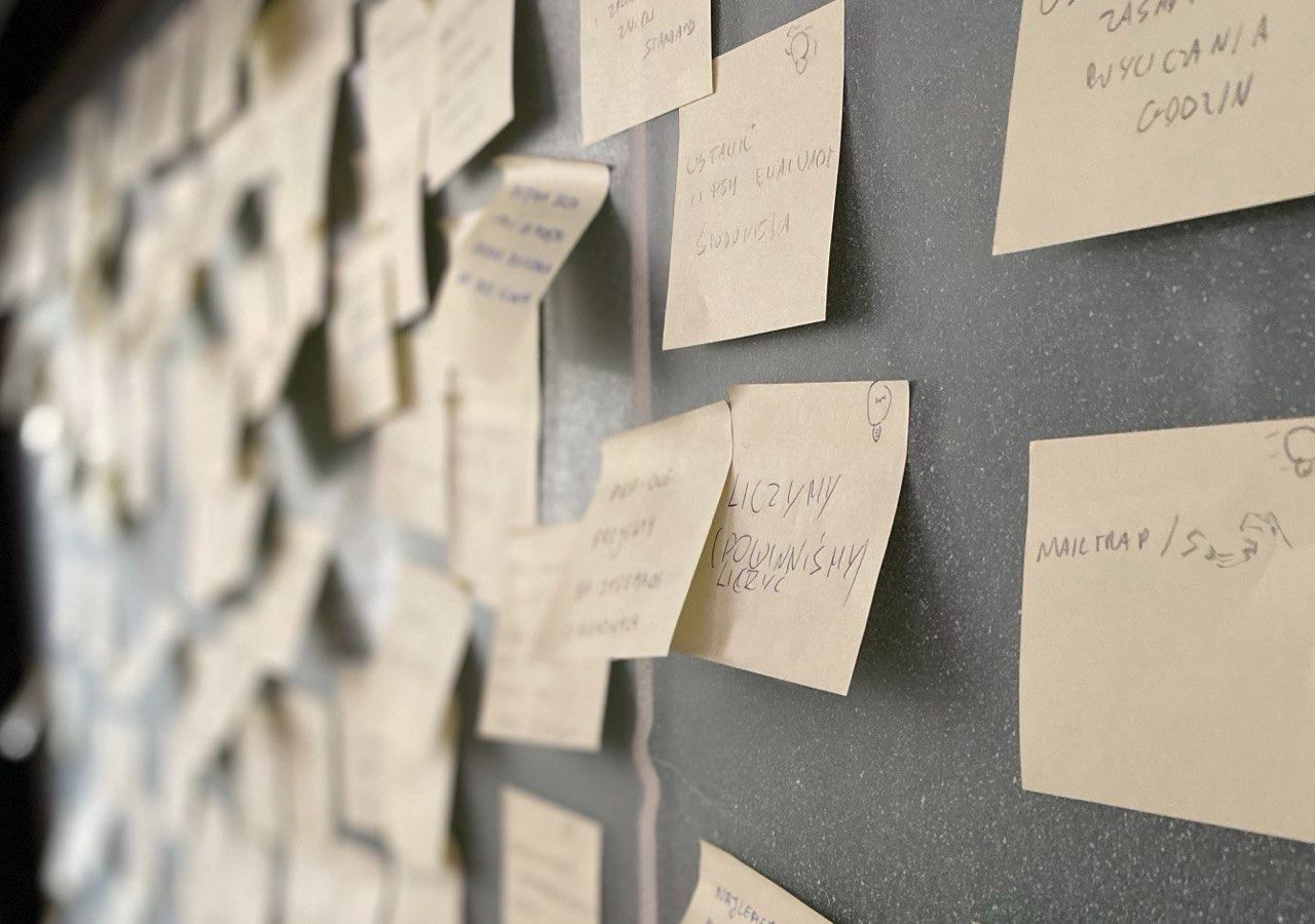 Brainstorming and idea evaluation