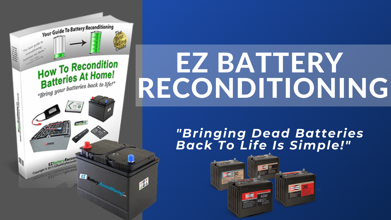 EZ Battery Reconditioning Review — Dead Easy Does It! | Medium