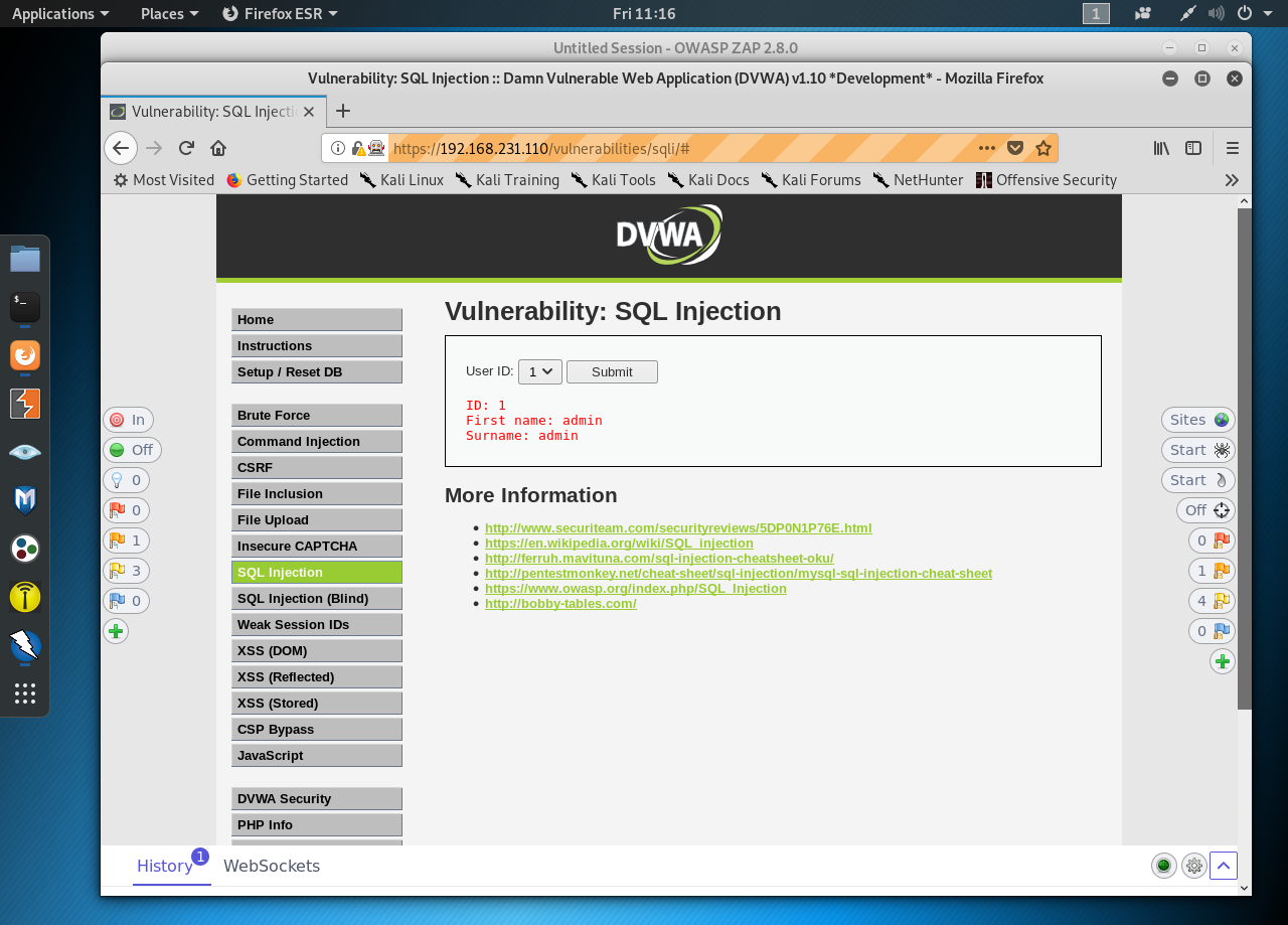 DVWA 1 9+: Manual SQL Injection - Hacker Toolbelt - Medium