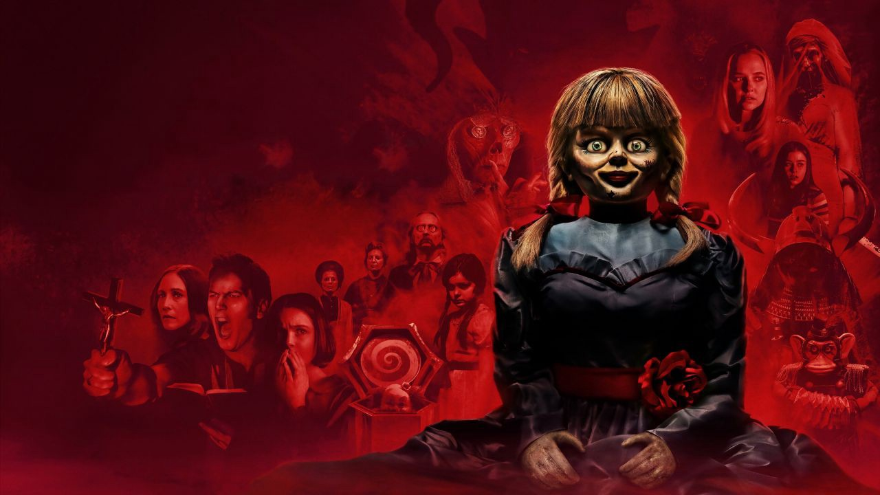 Annabelle Comes Home (2019) Google Drive Movie Online++