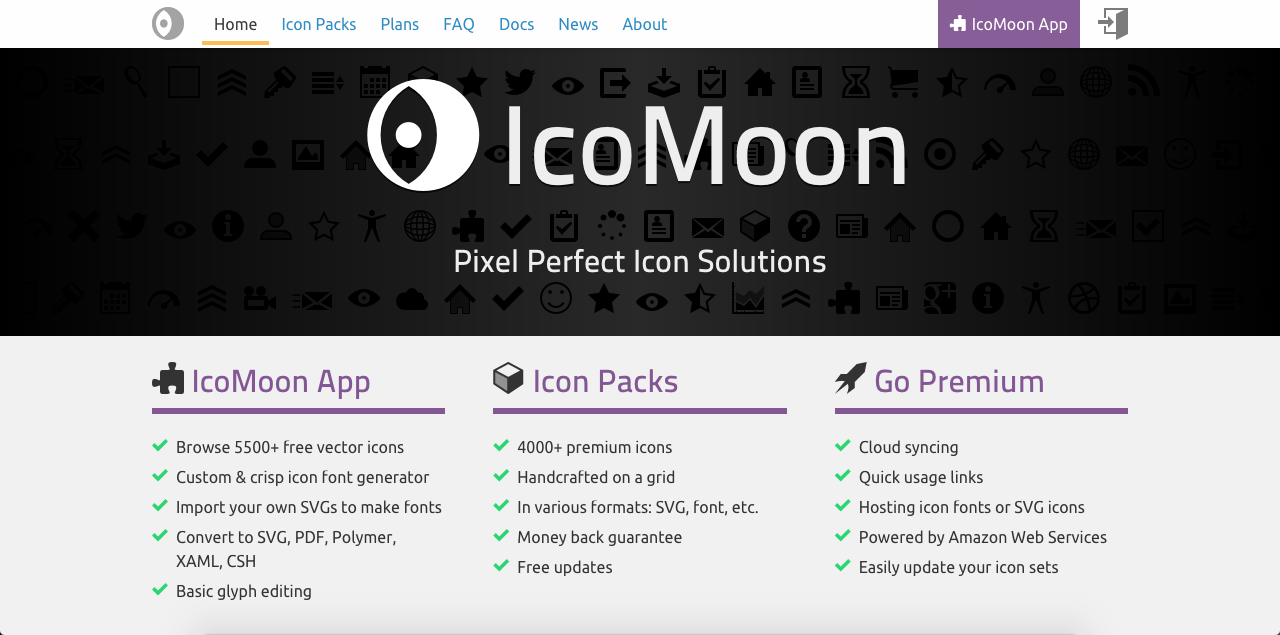 Customize Your Icons Font with IcoMoon - Runtime Revolution