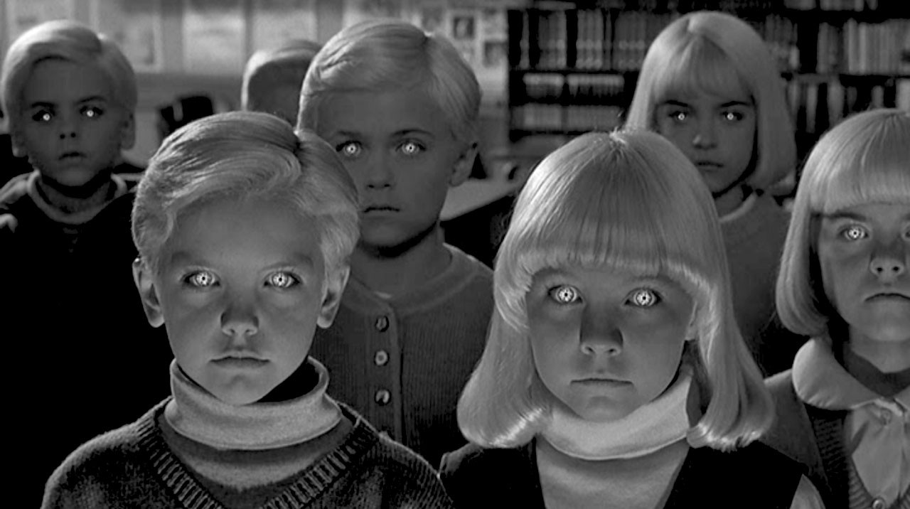 Image result for scary children