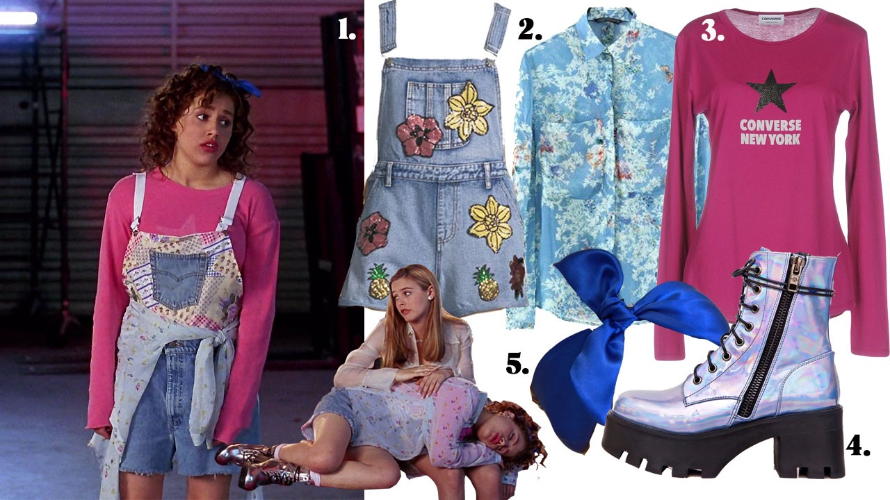 Recreate These Five Iconic Outfits From Clueless By Cammila Collar Outtake Medium