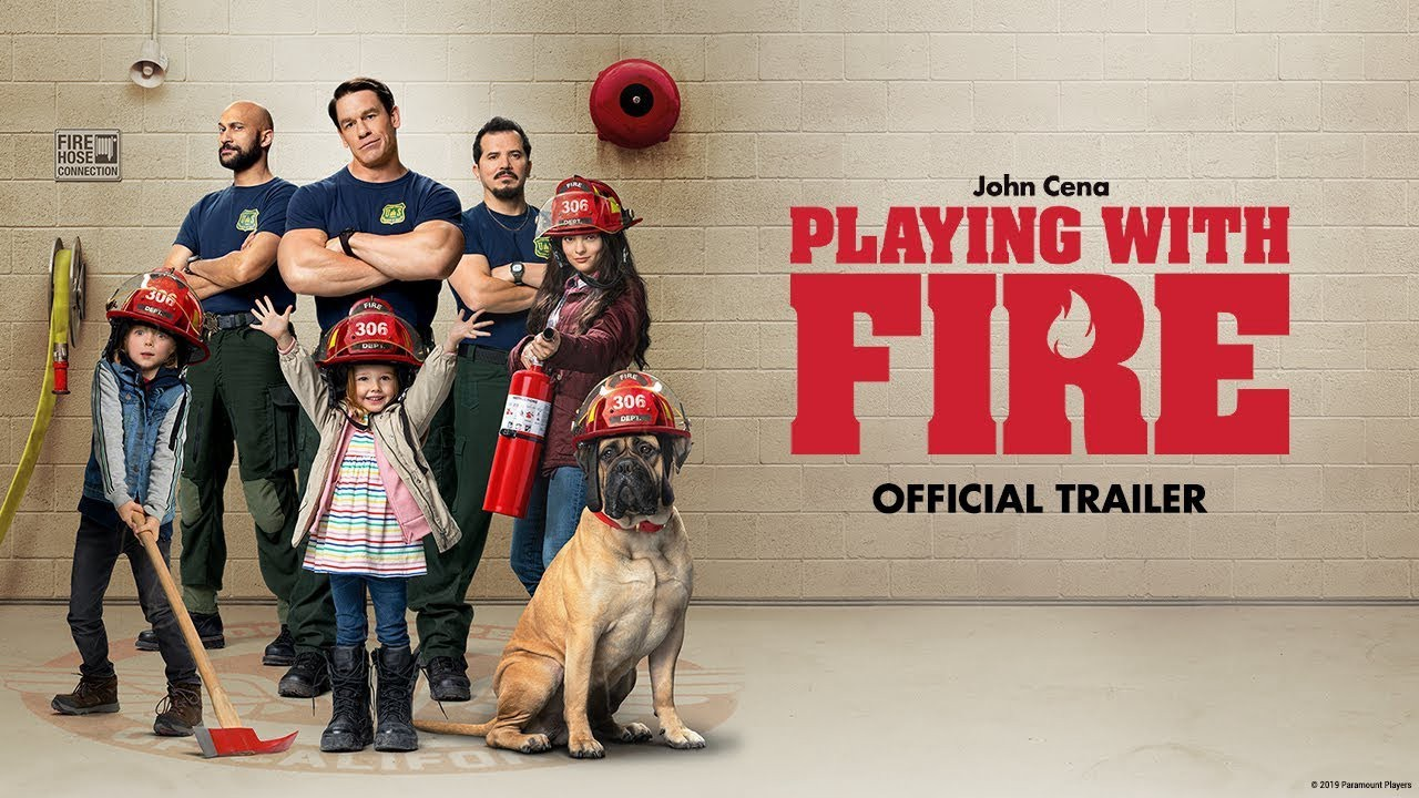 Watch Playing With Fire Full Movies 2019 Online