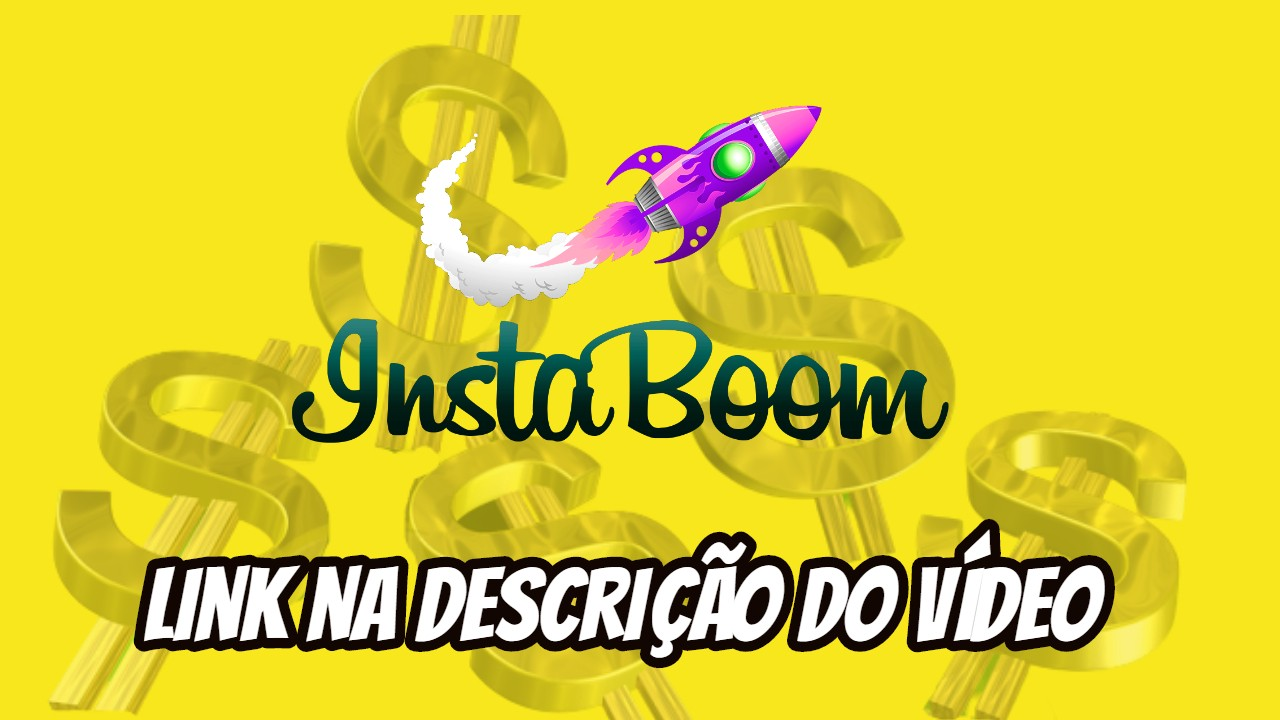 instaboom vale a pena