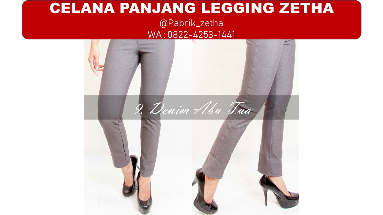 Wa 0822 4253 1511 Agen Termurah Legging Sreach Murah Big Size By Distributor Celana Panjang Medium